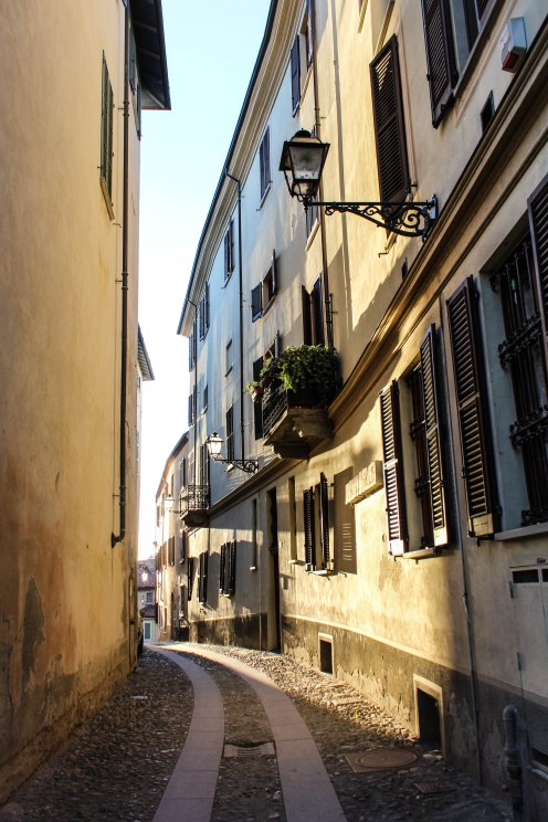 Backpacking and WWOOFing in Piedmont: Acqui Terme
