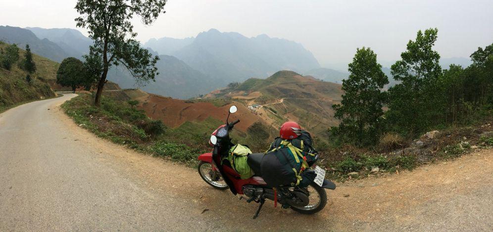 Near Bao Lac, Ha Giang Province