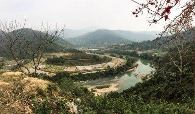 Valley near Bao Lac
