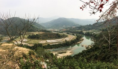 Valley near Bao Lac