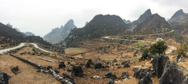 Dong Van Karst Plateau