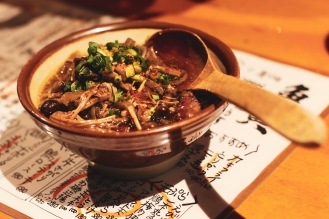 Marvelous beef stew