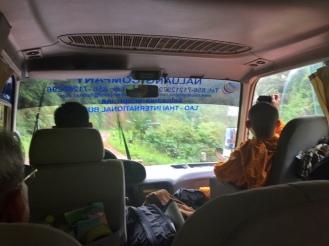 The international bus