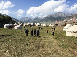 Kyrchin Gorge @ World Nomad Games