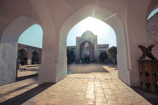 Kukeldash madrasah in Tashkent