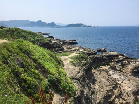 Coast Road between Jiufen and Yilan