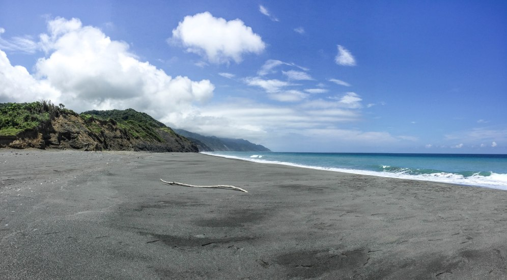 Niushan Huting beach